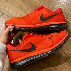 Nike Shoes - Men's Air Max 2014 in Red